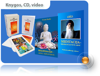 Knygos, CD, video