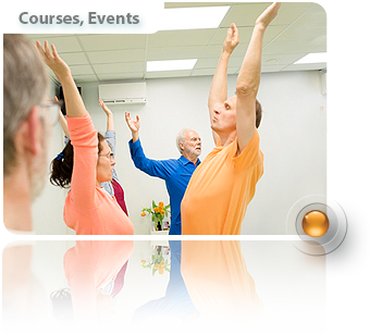 Meditation Courses and Events